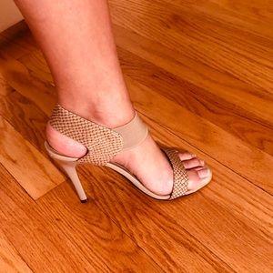 Charlotte Russe Beige Heels